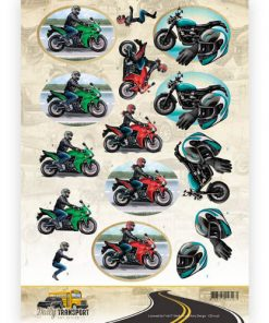 Herre / Motorcykler / Amy Design