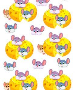 Dyr / Søde mus i ost / Hm Easy