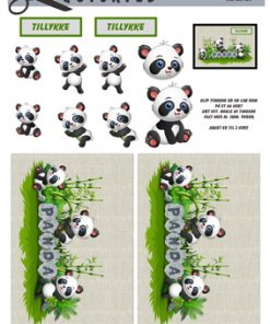 Dyr / Bedårende pandaer / Quickies
