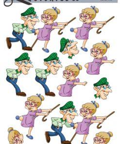 Blandet / Ældre par som swinger / Quickies