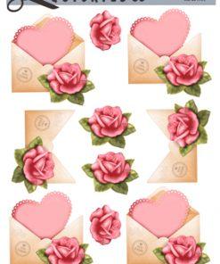 Blandet / Hjerte i kuvert / Quickies