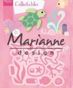 Dies / Liv i havet / Marianne Design