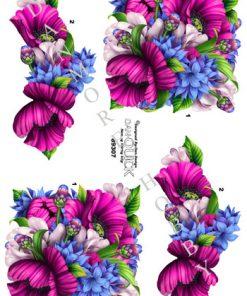 Blomster / Smuk buket / Dan-Quick