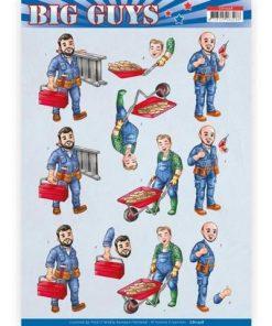 Herre / Arbejdende mænd / Yvonne Creations