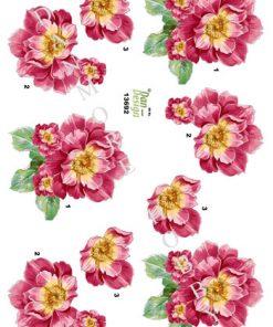 Blomster / Smuk blomst / Dan-Design