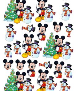 Jul / Mickey & snemanden / Hm Design