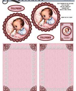Børn / Babypige i cirkel / Quickies