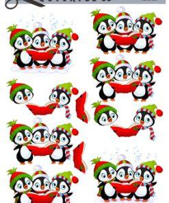 Jul / Syngende pingviner / Quickies