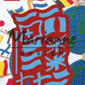 Dies / Flag / Marianne Design