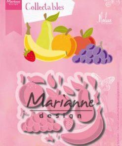 Dies / Lækker frugt / Marianne Design