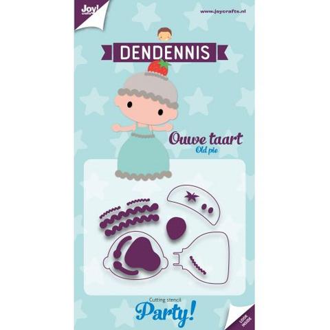 Dies / DenDennis old pie / Joy Crafts