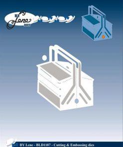 Dies / Værktøjskasse / By Lene Dies