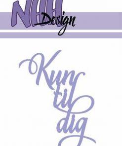 Dies / Kun til dig / NHH Design
