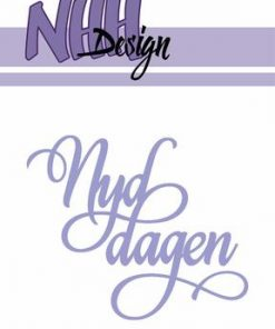 Dies / Med teksten nyd dagen / NNH Design