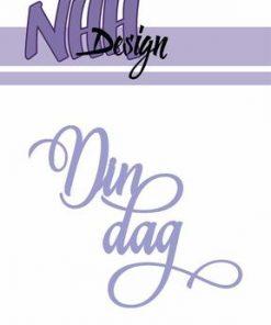 Dies / Med teksten din dag / NNH Design