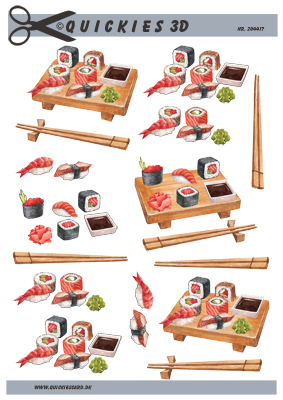 Blandet / Sushi / Quickies