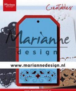 Dies / Classic label / Marianne Design