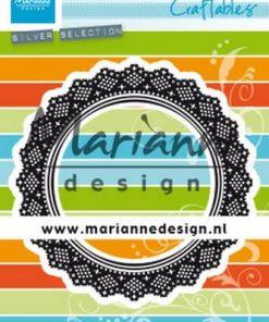 Dies / Shaker doily / Marianne Design
