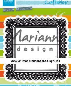 Dies / shaker square / Marianne Design