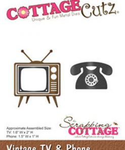 Dies / Tv & telefon / Cottage Cutz