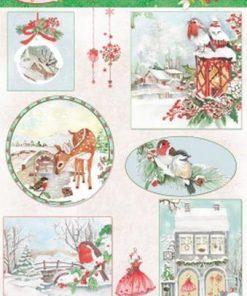 Jul / Skønne billeder / Marianne Design