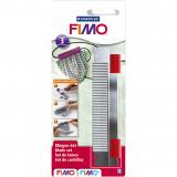 Fimo knive, 3 stk