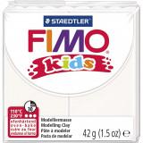 Fimo kids ler, hvid / 42 g