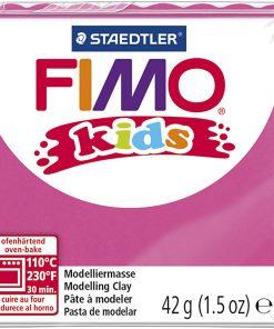 Fimo kids ler, pink / 42 g