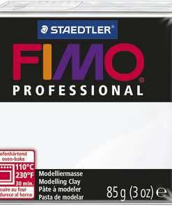 Fimo professional, Hvid / 85 g