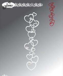 Dies / Hjerte bort / By Lene Dies