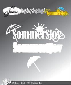 Dies / Sommersjov / By Lene Dies