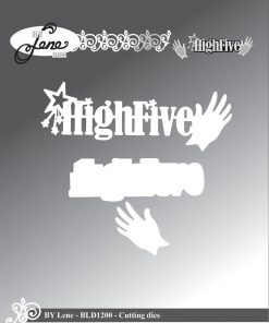 Dies / High five / By Lene Dies