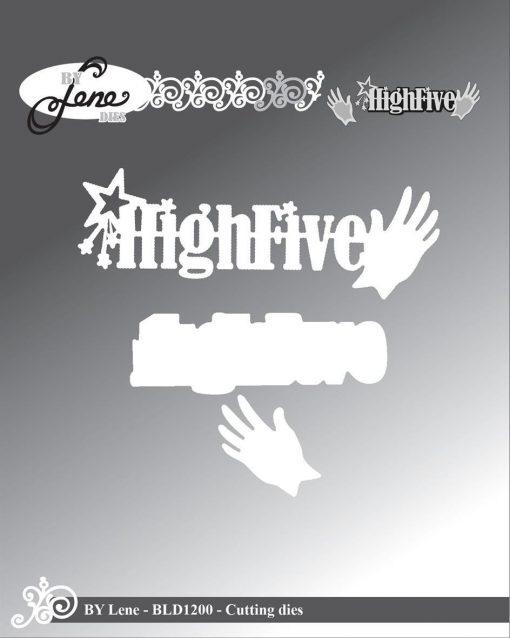 Dies / High five / By Lene Dies