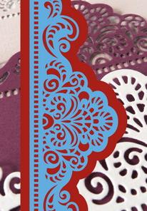 Dies / Classic border / Marianne Design