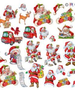 Jul / Små julemotiver / Hm Design