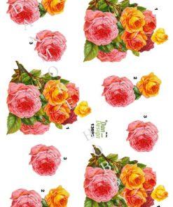 Blomster / Rosenbusk / Dan-Design