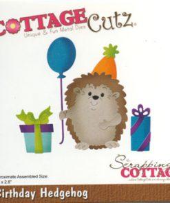 Dies / Pindsvin fødselsdag / Cottage Cutz