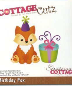 Dies / Ræv fødselsdag / Cottage Cutz