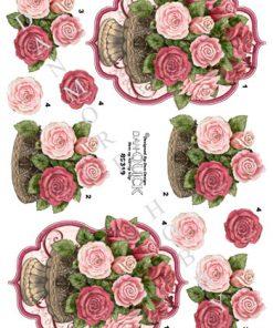Blomster / Roser i vase / dan-Quick