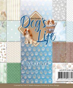 Papirblok / Til hunden / Amy Design