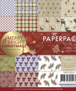 Papirblok / Precious / Marieke