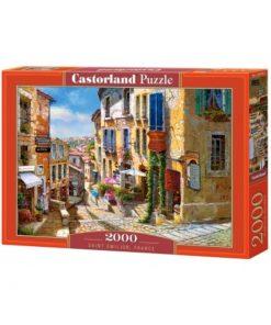 Puzzlespil 2000 / Saint Emilion France