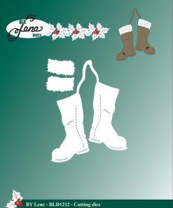 Dies / Jule-støvler / By Lene Dies