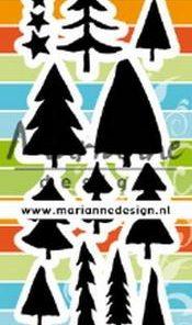 Dies / Træer / Marianne Design