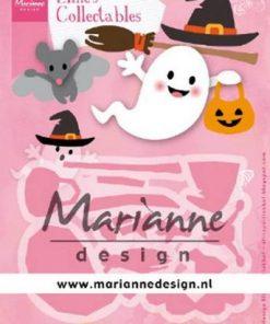 Dies / Halloween / Marianne Design