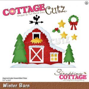 Dies / Vintervejr / Cottage cutz
