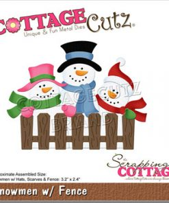 Dies / Snemænd ved stakit / Cottage cutz