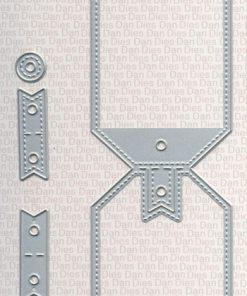 Dies / Basic folde-mærke / dan-Dies