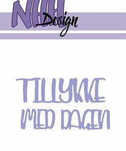 Dies / Tillykke med dagen / NHH Design