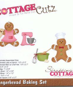 Dies / Bagersæt / Cottage Cutz